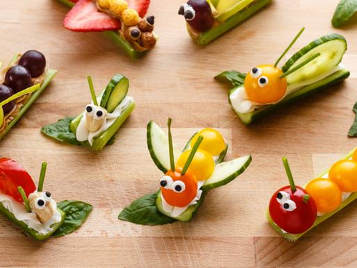 Enjoy Eating Bugs!