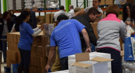 When Disaster Strikes, Feeding America Food Banks Step Up