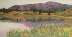 Lisa Mountain Lake