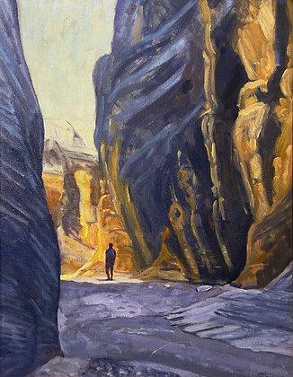 Side Canyon - Marc Sherson