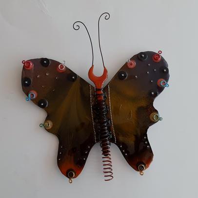 working man's butterfly