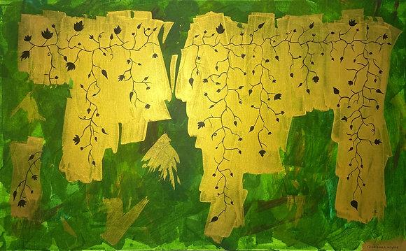 Fantasy Vines - Adrienne Swindle