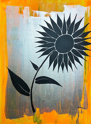 Fantasy Sunflower - Adrienne Swindle