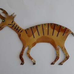 antelope on mesa