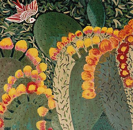 Cactus Blossoms - Eliza M. Schmid