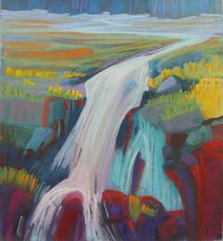 Taos Waterfall