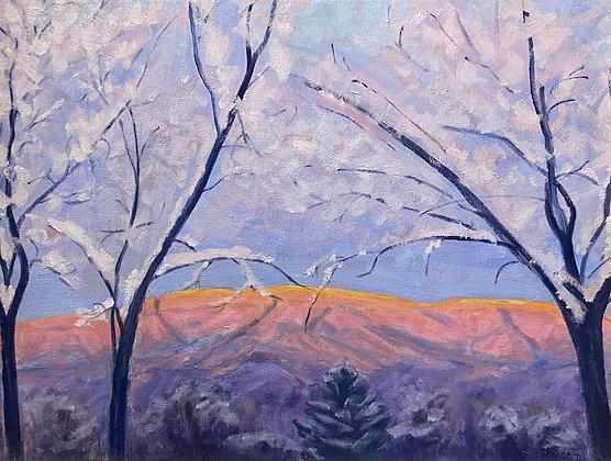 Sandia Sunset - Marc Sherson
