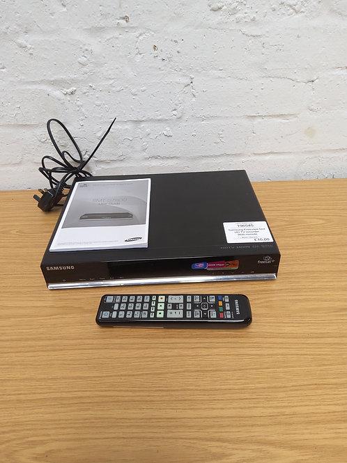 Samsung freeveiw box.HD tv recorder with remote