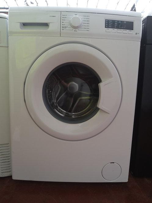 Essentials Washing Machine 7kg 1200rpm (White)