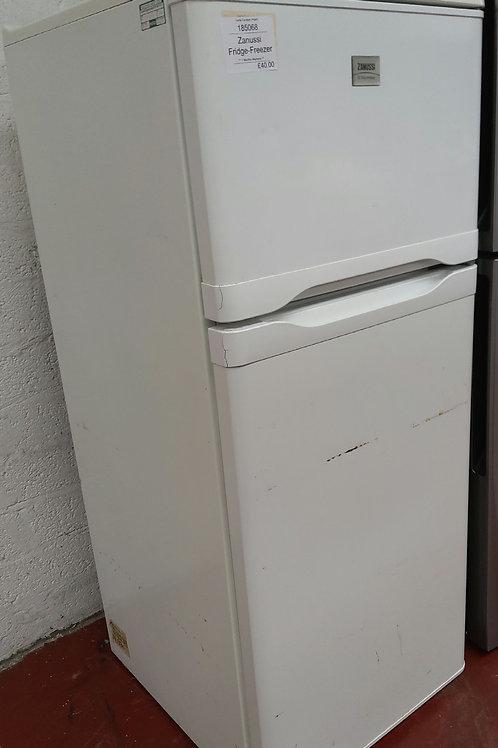 Zanussi Small Fridge-Freezer (White)