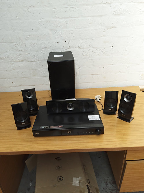 LG blue Ray home theatre