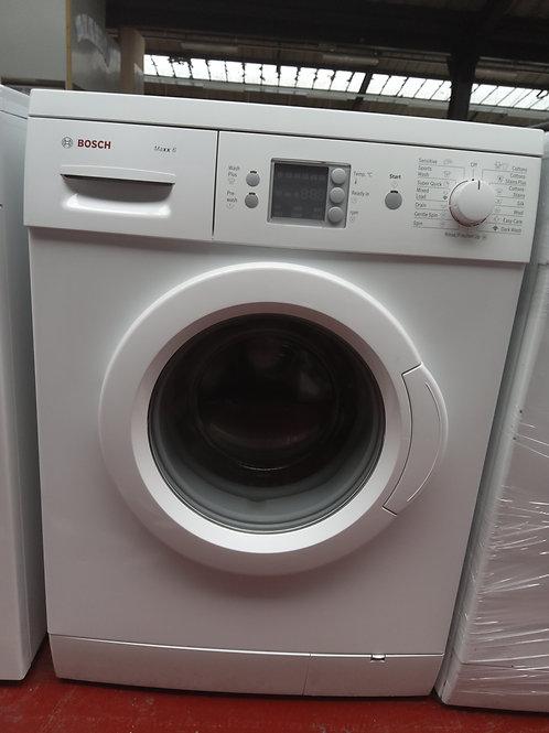 Bosch Washing Machine 6kg 1200rpm (White)
