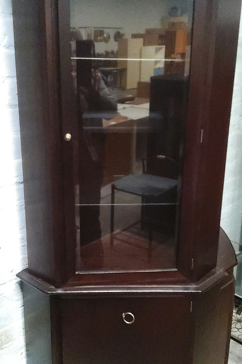 Stag Corner Cabinet