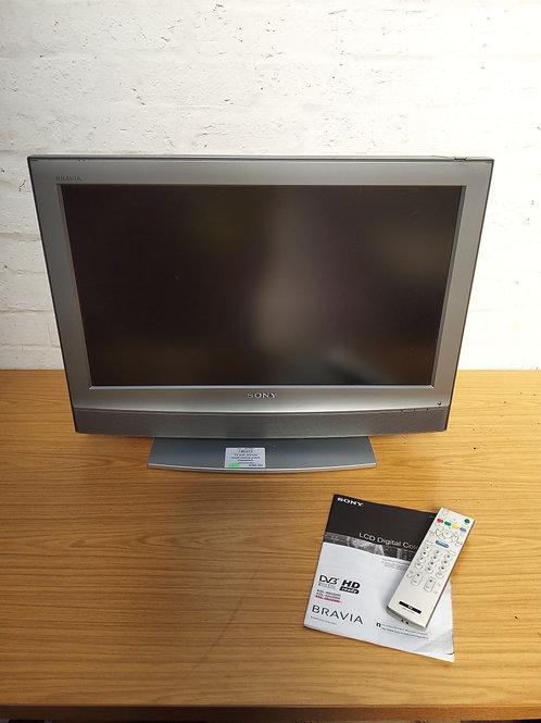 Bravia tv with remote