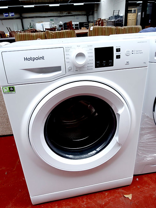 Hotpoint Washing Machine 9kg 1400rpm (White)