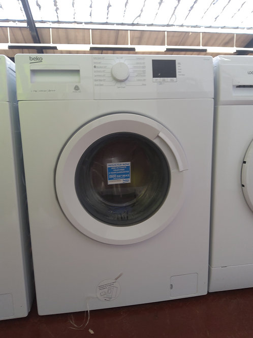 Beko Washing Machine 7kg 1200rpm (White)