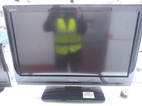 """32""""Toshiba with remote"""