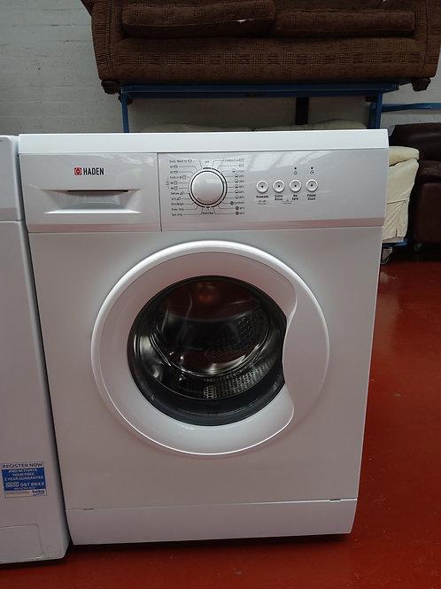 haden washing machine 6kg 1200rpm (White)