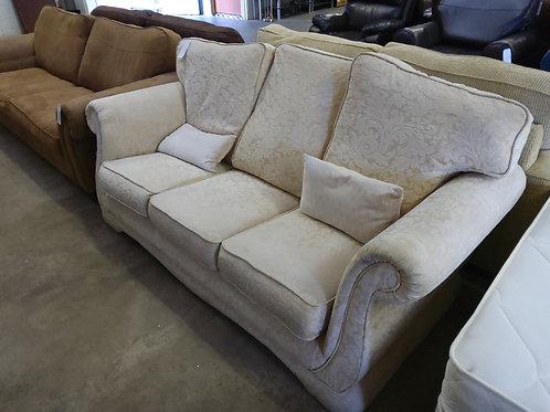 Cream Sofa 3 Seater