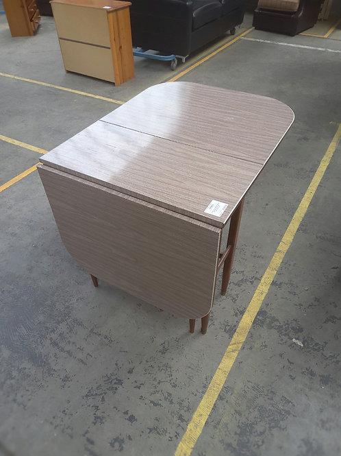 Vintage Formica Dropleaf table