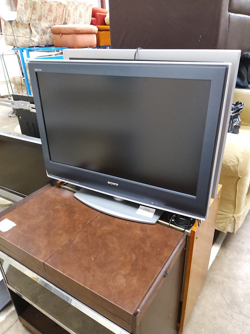 """32"""" Sony TV, With Remote"""