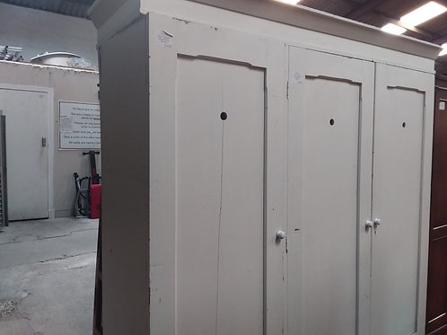 Large Painted Pantry Cupboard