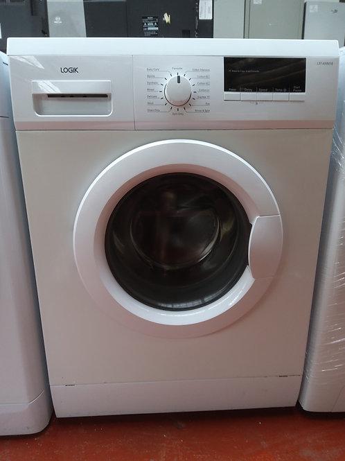 Logik Washing Machine 8kg 1400rpm (White)