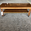 Thumbnail: Detailed Inlay Coffee Table on Casters