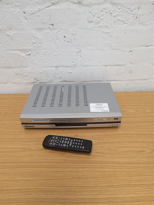 Pioneer digital receiver