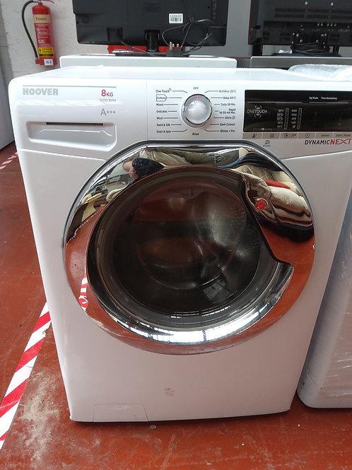Hoover Washing Machine 1600rpm 8kg (White)