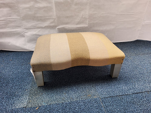 Upcycled Footstool