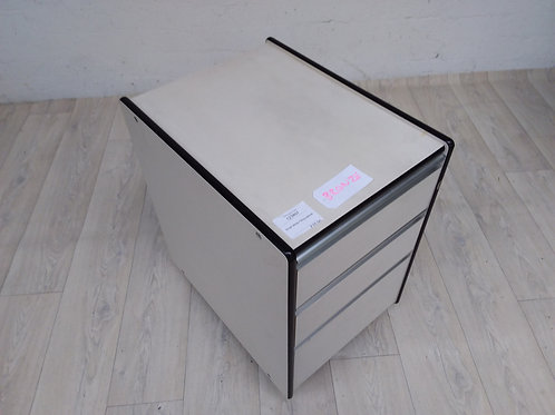 Small White Filing Cabinet
