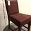 Thumbnail: Maroon Fabric Chair