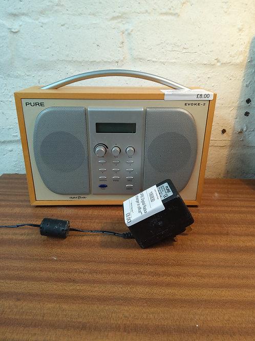 Pure DAB Radio8.00
