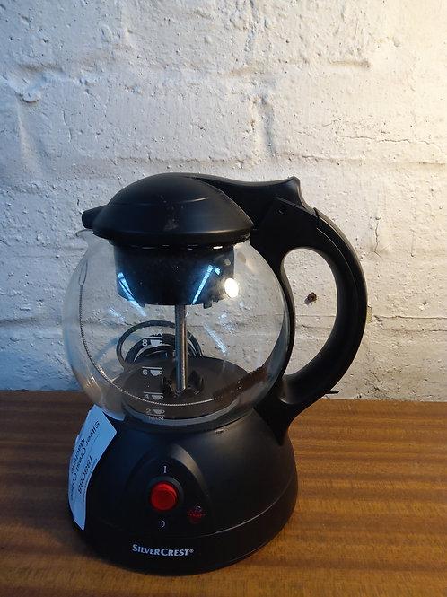 Silvercrest coffee machine