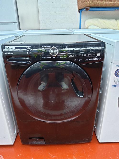 Hoover Washing Machine 10kg 1600rpm (Black)