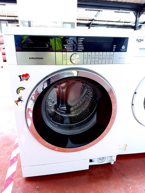 Grundig Washing Machine 8kg 1400rpm (White)