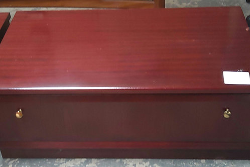 Mahogany G plan cabinet with drawer