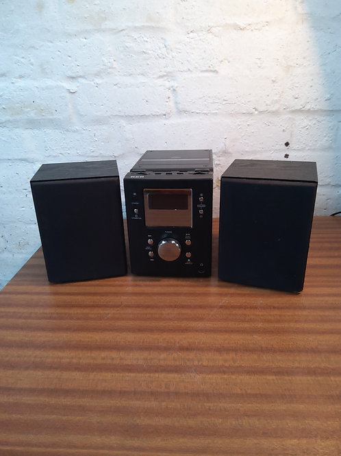 Sainsbury Red cd player