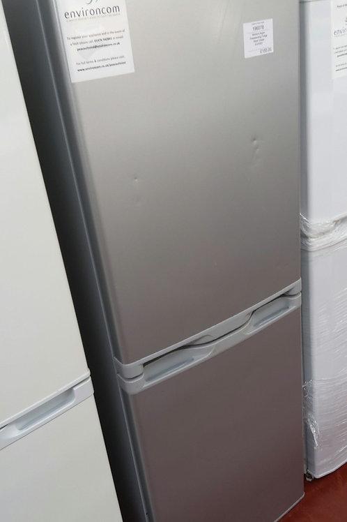 Argos Medium Sized Fridge-Freezer (Silver)
