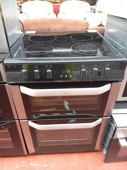 Belling Electric Oven 4 Hobs 60cm (Black)