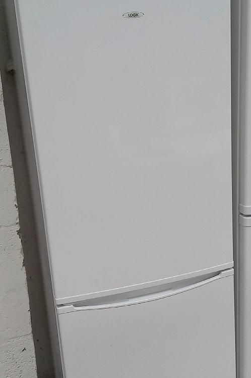 Logik Fridge Freezer (White)
