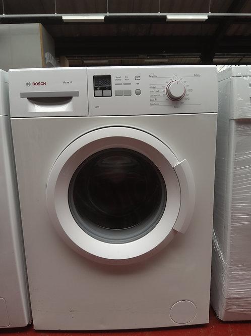 Bosch Washing Machine 6kg 1400rpm (White)
