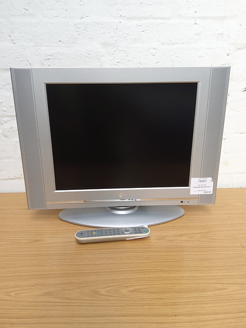 """20""""LG TV WITH REMOTE"""