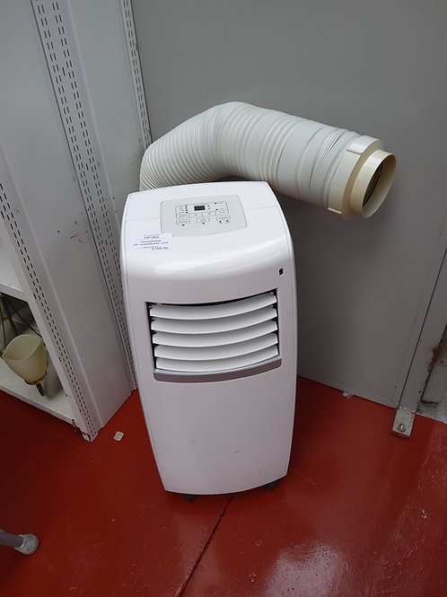 Homepage air conditioner