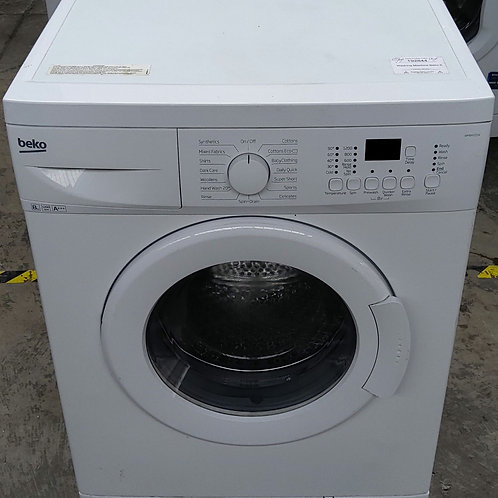Beko Washing Machine 8kg 1200rpm (White)