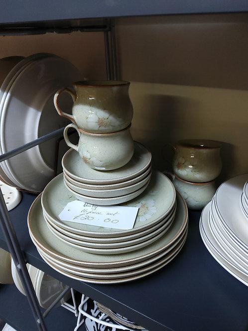 Denby Ceramic Set
