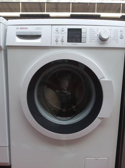 Bosch Washing Machine 8kg 1400rpm (White)