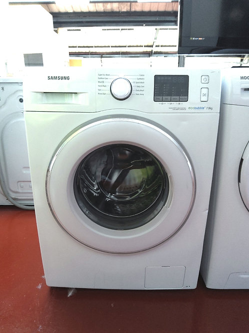 Samsung Washing Machine 7kg 1400rpm (White)
