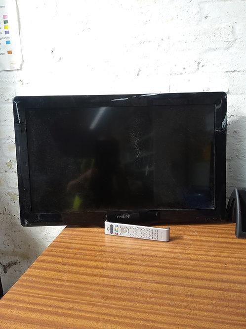 """32""""Philips wall mounted tv"""